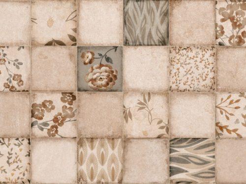 MAREA beige patchwork 30×60