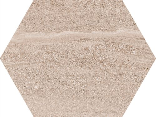 AROSA hex beige 22,5×25,9