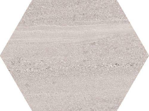 AROSA hex gris 22,5×25,9