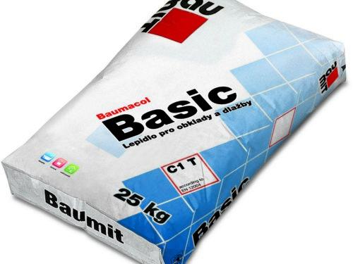 BAUMIT lepidlo Baumacol Basic 25kg C1T