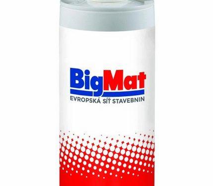 BIGMAT akrylový tmel 310ml bílý
