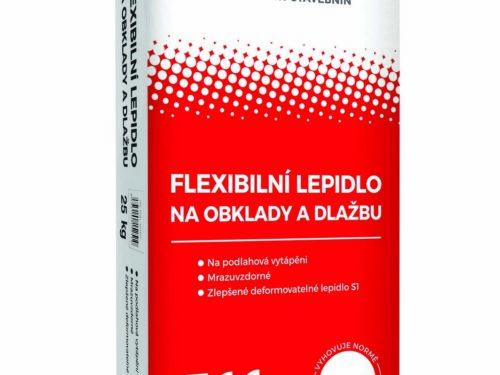 BIGMAT lepidlo Super Flex 25kg flexibilní C2TES1