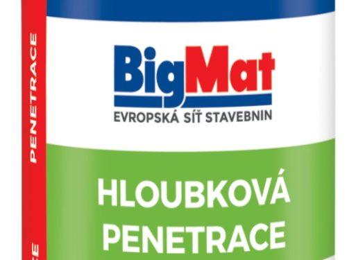 BIGMAT penetrace 1l hloubková