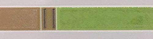 TACTO zeleno-hnědá 2,5×50 DOPRODEJ